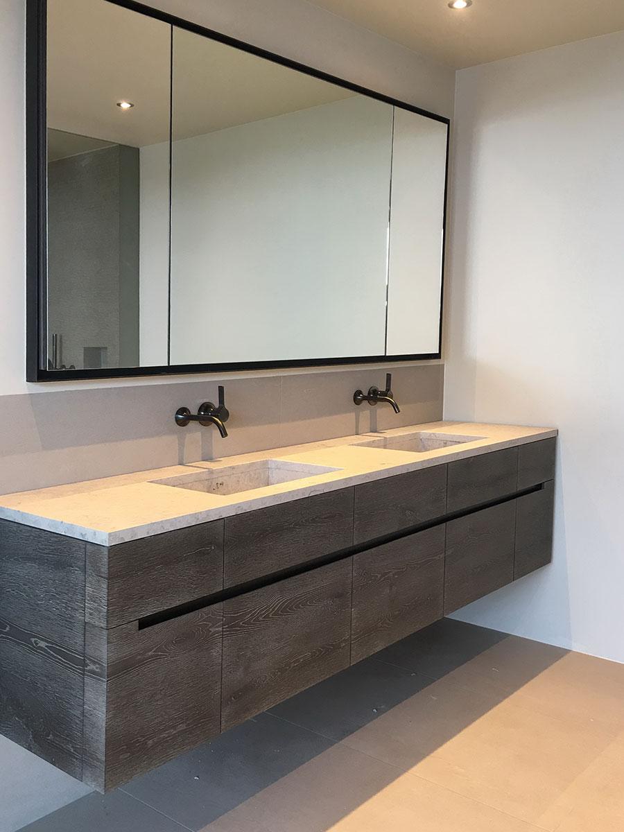 Bad Modernisierung Und Badezimmer Mobel Naturlich Von Reist